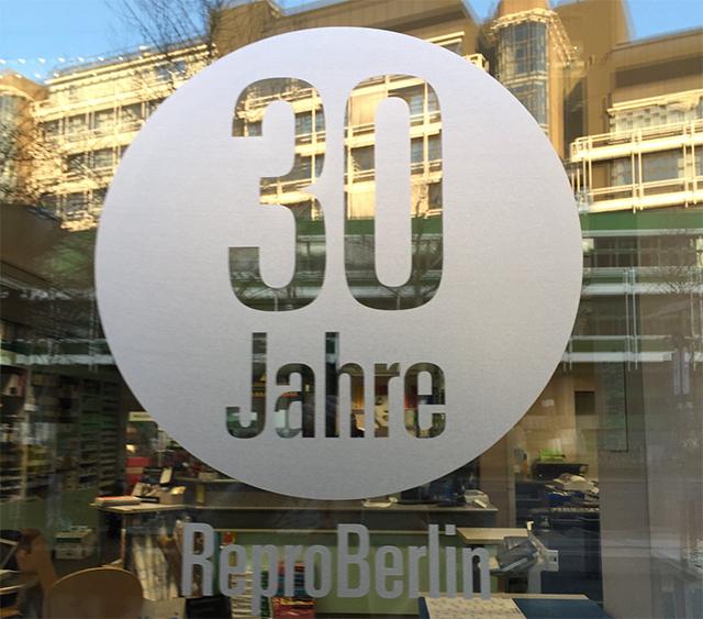 ReproBerlin GmbH - aktuelle Informationen
